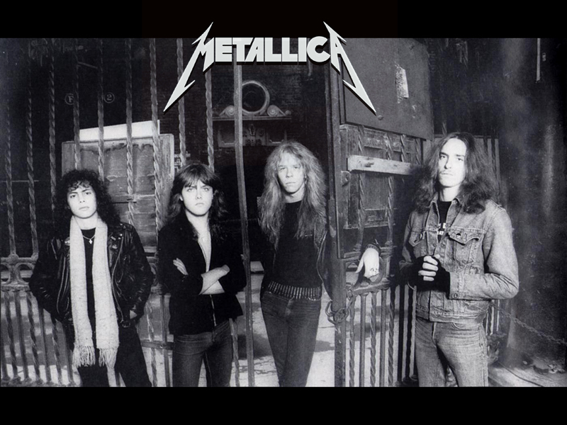 Musiclipse a website about the best music of the moment that you have to listen - Metallica wallpaper ...